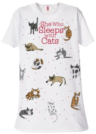 ... this nightshirt will make them smile! I received this as a holiday gift  last year and can attest to its cuteness as well as its quality! 382b209df