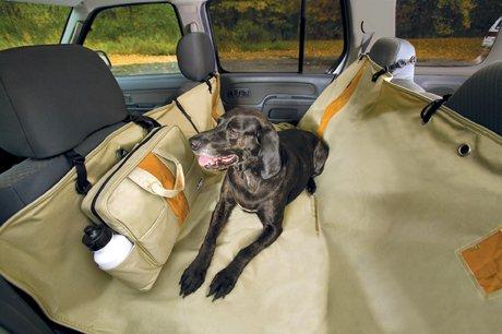 Kurgo Wander Hammock Seat Cover: © Kurgo Products