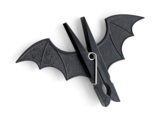 Bat Clothespin