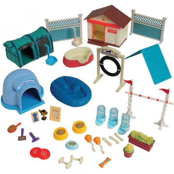 Dog Academy Playset