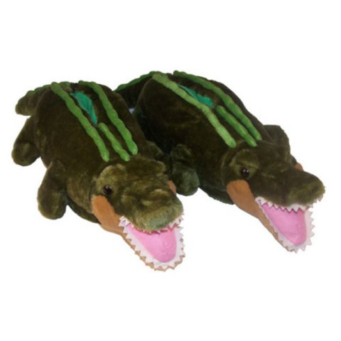 Alligator Feet Slippers