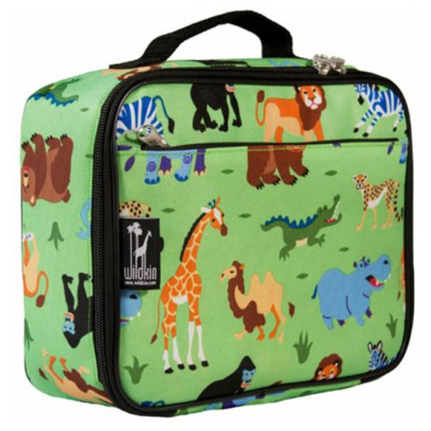 Wildkins Olive Kids Wild Animals Lunch Box