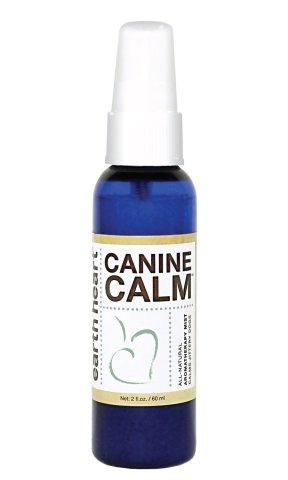 Earth Heart Canine Calm Aromatherapy Calming Spray