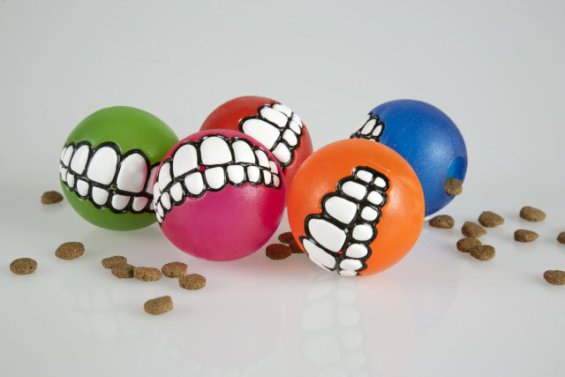 Rogz Grinz Treat Ball