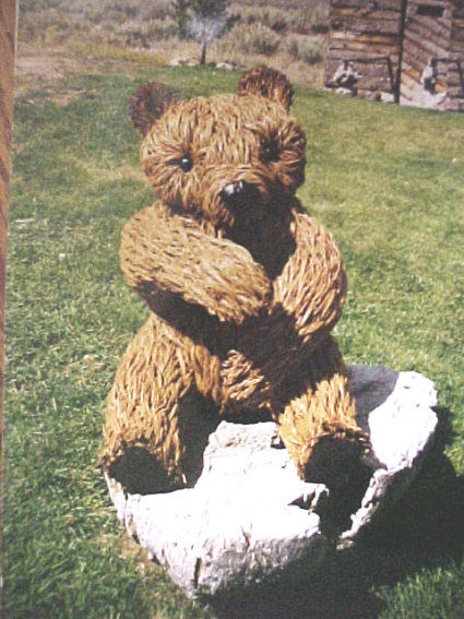 Buster the Bear