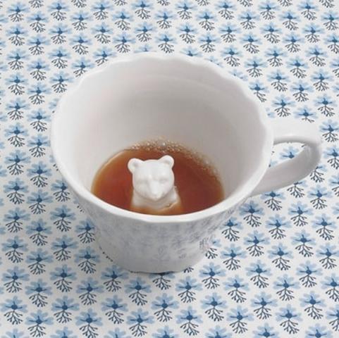 Hidden Bear Mug