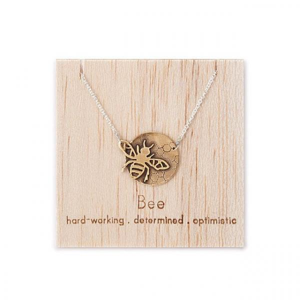 Kindred Animal Bee Necklace