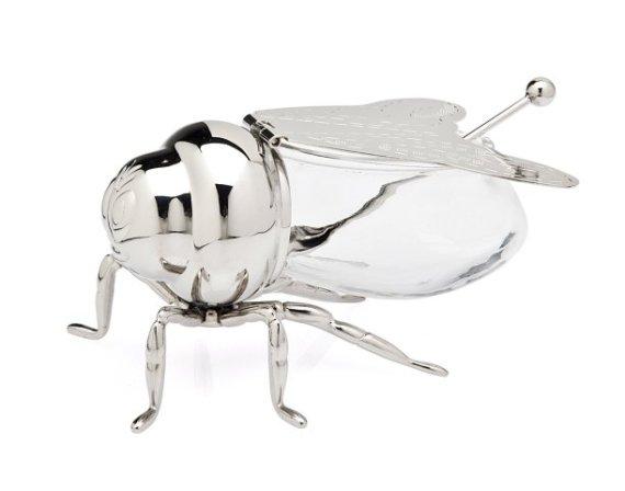 Bee Honey Jar