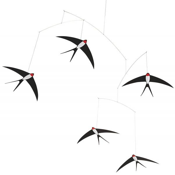 Swallow Hanging Mobile