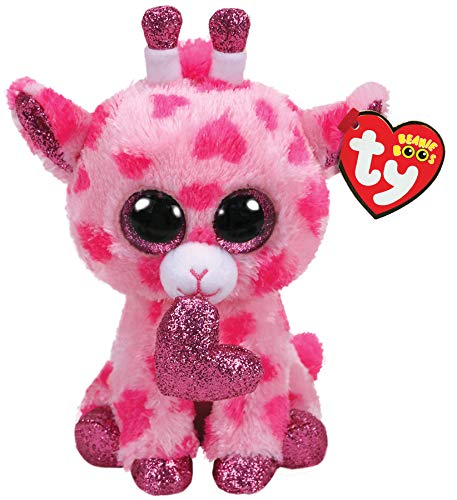 Sweetums, the Valentine Giraffe