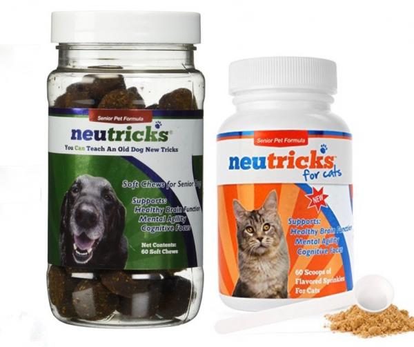 Neutricks brain support for dogs and cats