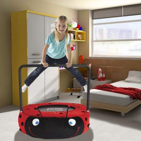 Ladybug Jumper Trampoline