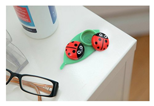 Ladybug Contact Lens Case