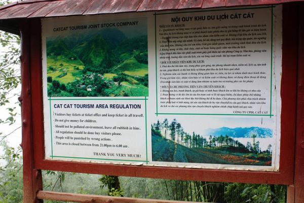 Real Places Named After Cats - Cat Cat Village