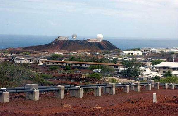 Real Places Named After Cats - Cat Hill, Ascension Island
