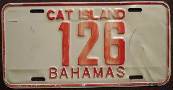 Real Places Named After Cats - Cat Island, Bahamas