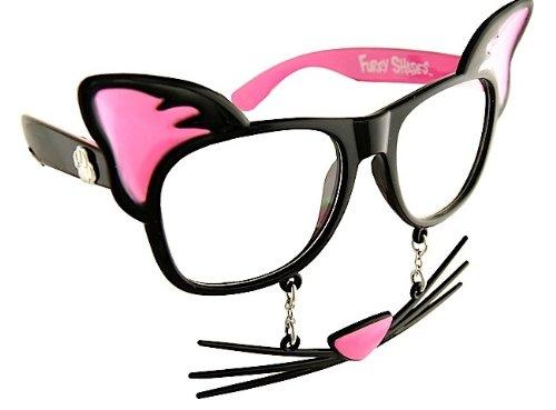 Cat Mask Sun-Staches Glasses