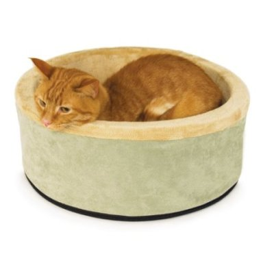 K&H Thermo-Kitty Heated Cat Bed