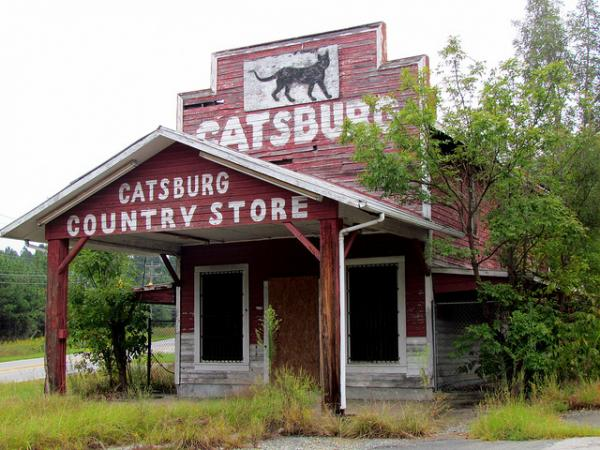Real Places Named After Cats - Catsburg Store