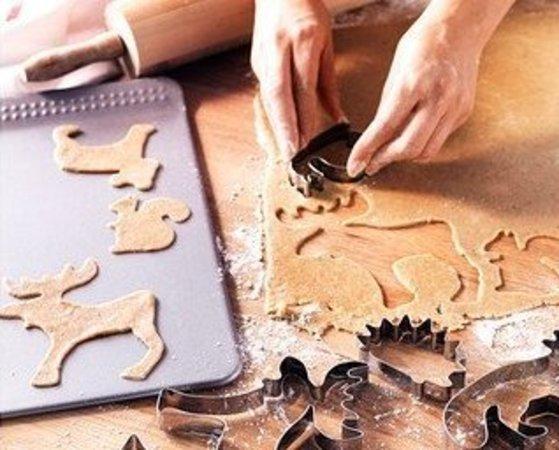 Making Wildlife Cookies