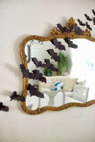 Flying Mirror Bats