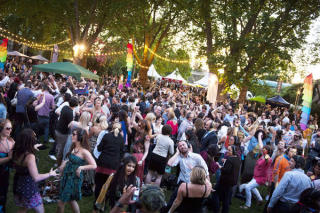 Silent Disco festival at London Zoo: ©ZSL