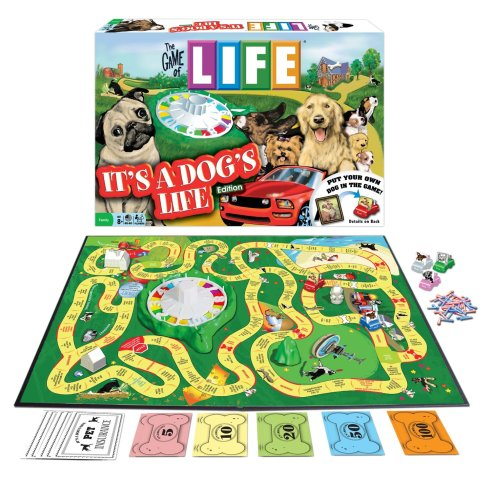 The Game of Life: It's a Dog's Life