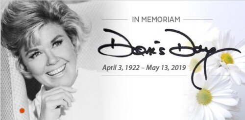 Doris Day RIP