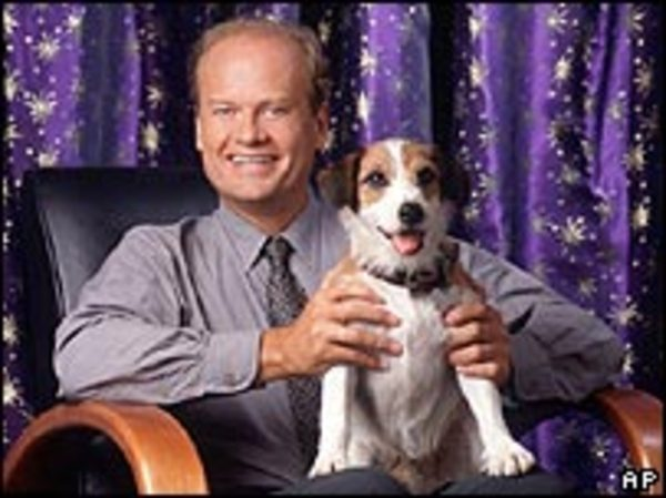 Moose with Kelsey Grammer
