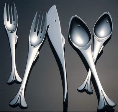 Gone Fishin' 5-Piece Place Setting