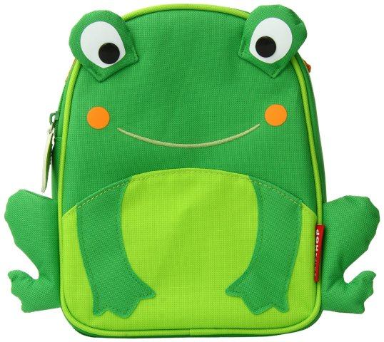 Frog Lunchie Insulated Lunch Bag