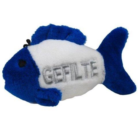 Look Who's Talking Gefilte Fish