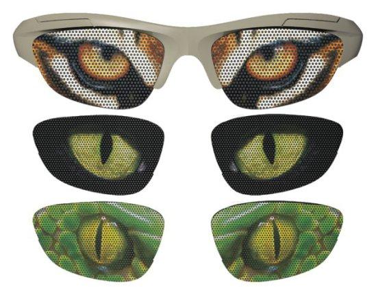 Uncle Milton Nat Geo Wild Go Wild Sunglasses