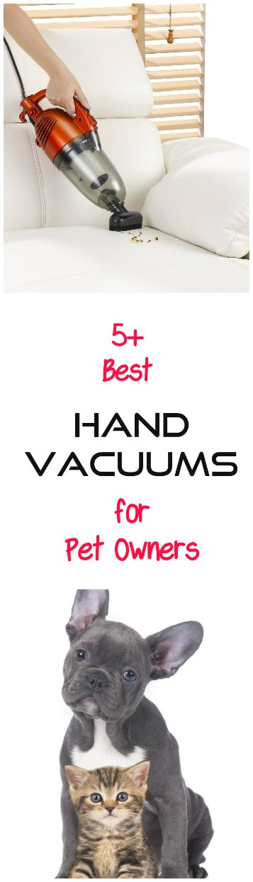 best small vacuum for pet owners - Handheld Vacuum Reviews