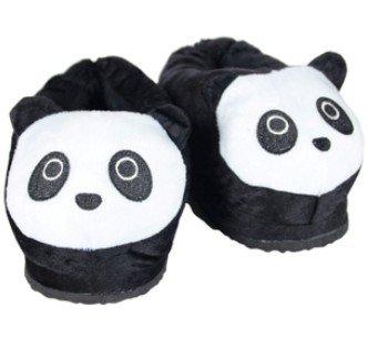 Panda Heated Slippers