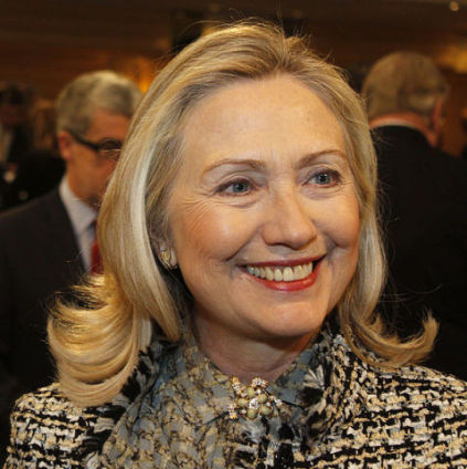 Hillary Rodham Clinton, 2012 (Photo by Kai Mork/Creative Commons via Wikimedia)