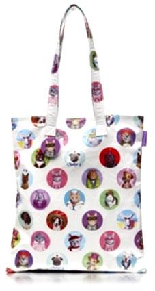 Takkoda Celebrity Pet Tote Bag: ©Takkoda