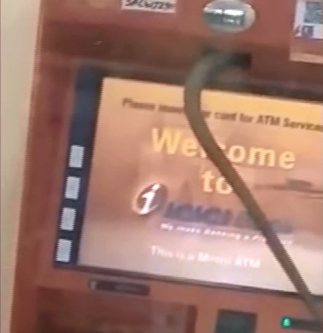 Snake Slithers Into ATM Kiosk, Leaves Customers Rattled