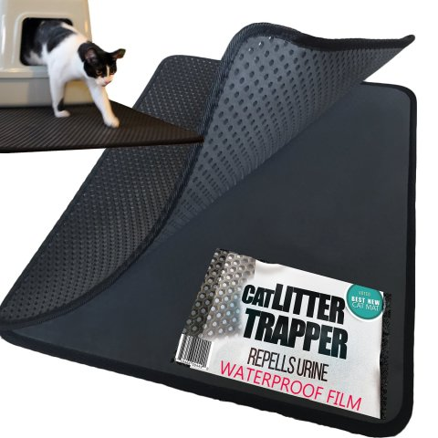 iPrimio Leakproof Cat Litter Mat