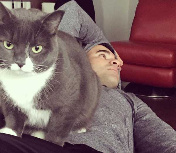 Hockey Player Nazem Kadri's Cat Is An Instagram All-Star