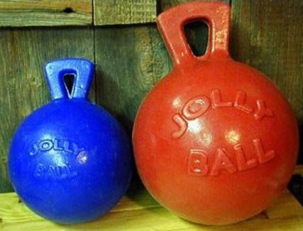 Jolly Ball Horse Toy