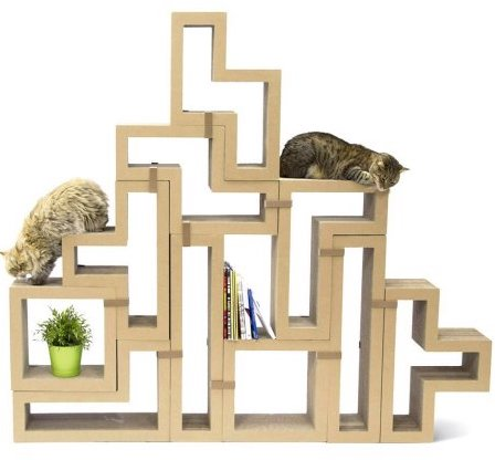 Katris Modular Cat Scratcher Furniture