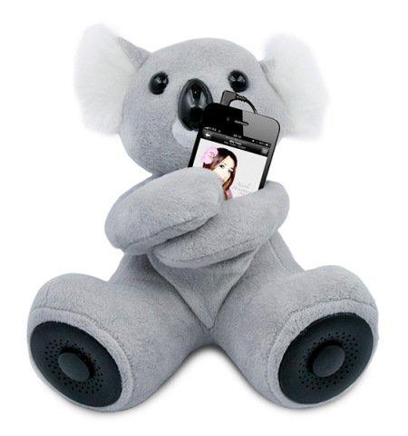 Hi-Koala Portable Huggable Speaker