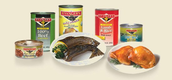 Evanger's Kosher Pet Foods