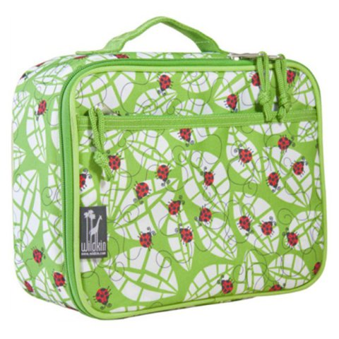 Wildkin Lady Bug Lunch Box