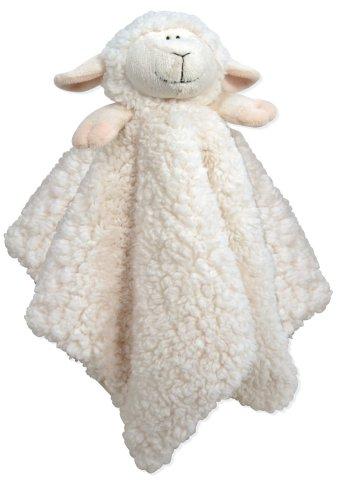 Cuddle Bud Blankie Lamb
