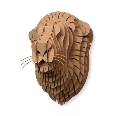 Leon Lion Trophy Head