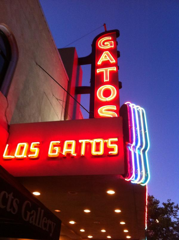 Real Places Named After Cats - Los Gatos, California