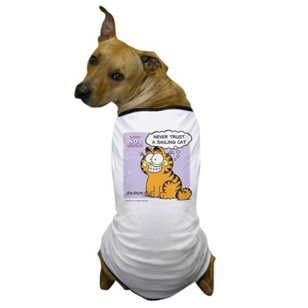 Garfield Dog Shirt