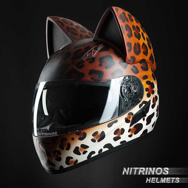 Cat-Eared Neko-Helmet Ensures You're Kitten For The Cycle